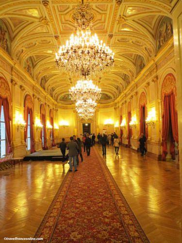 Assemblee Nationale - Salle des Conferences