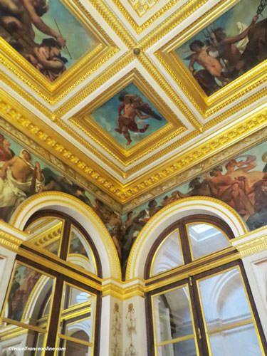 Assemblee Nationale - Palais Bourbon decoration