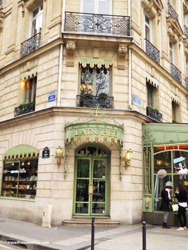 Laduree on Champs Elysees