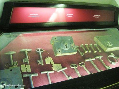Conciergerie - Original set of keys