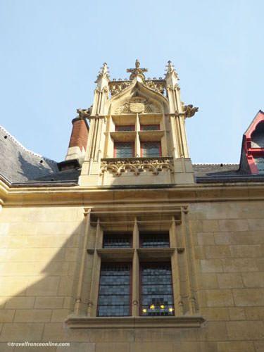 Hotel de Sens - French Renaissance window