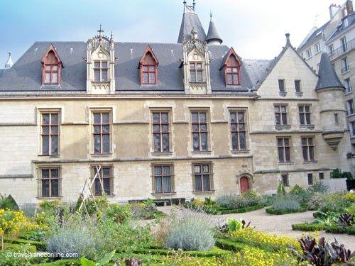 Gardens of the Hotel de Sens