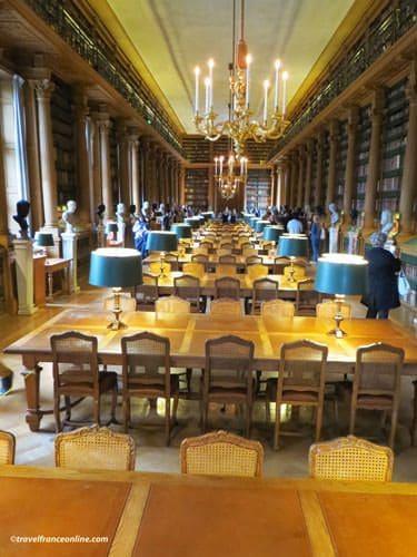 Institut de France - Bibliothèque Mazarine