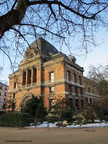 Jardin des Plantes - Galerie d'Anatomie Comparée