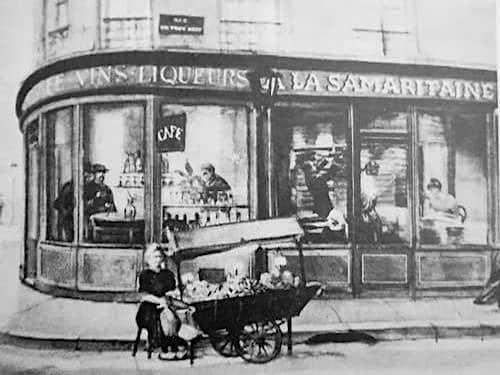The 1st Samaritaine shop