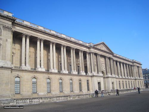Louvre Palace - Colonnade de Perrault