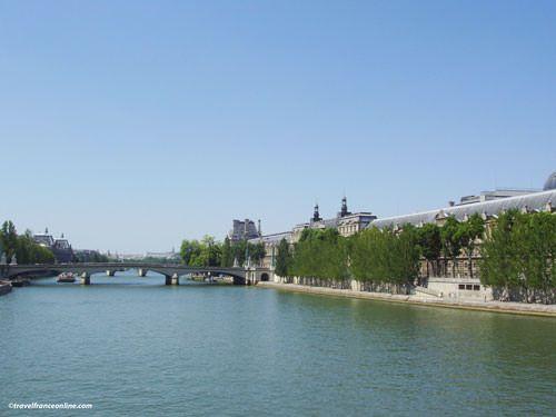 Louvre Palace - Waterside Gallery