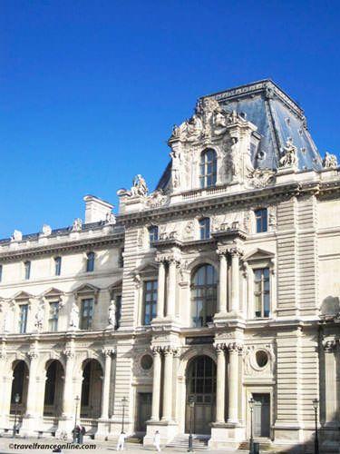 Louvre Museum - Richelieu Pavilion