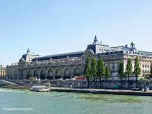 Orsay Museum along the Seine