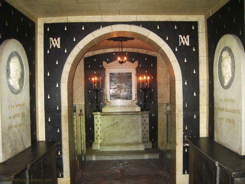 Conciergerie - Expiatory Chapel