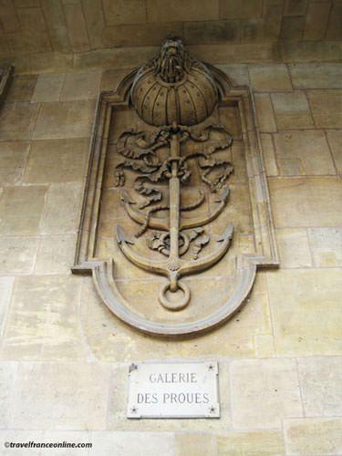 Palais Royal - Galerie des Proues