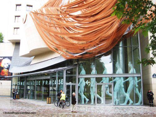 Cinémathèque de France - Parc de Bercy