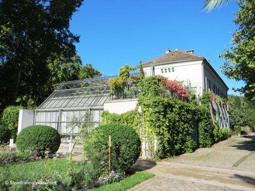 Maison du Jardinage in Parc de Bercy
