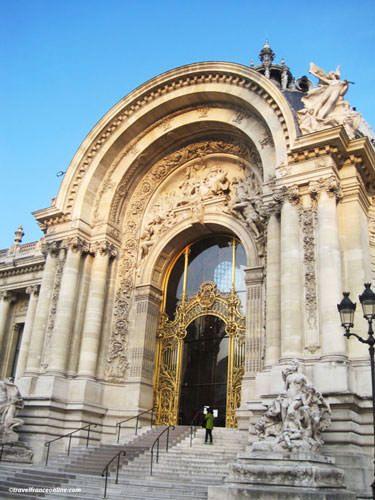 Petit Palais - Monumental porch