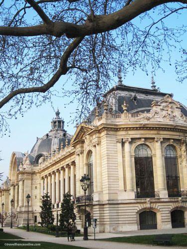 Petit Palais - South corner