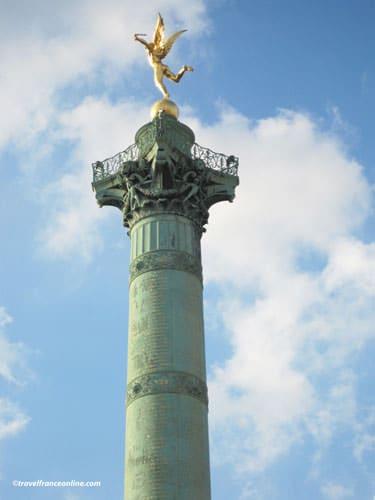 Column of Place de la Bastille