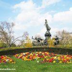 Place de la Nation - Triomphe de la Republique sculpture