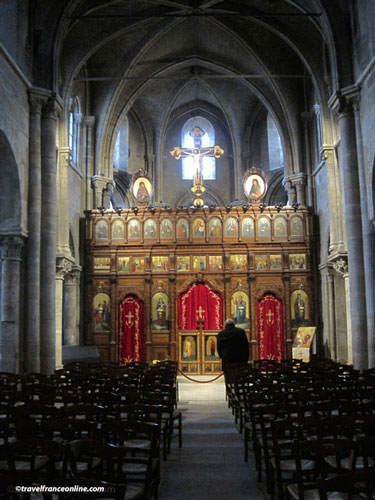 Saint Julien le Pauvre Church - Iconostasis