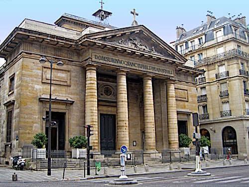 Saint-Philippe-du-Roule Church
