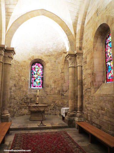 Saint Pierre de Montmartre - lateral chapel