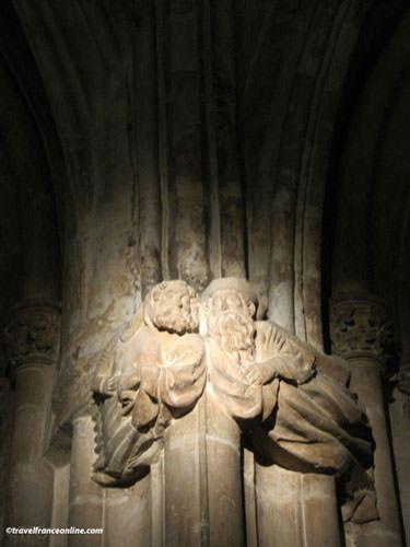 Saint Severin Church - Marmousets