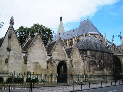 Saint Severin Church on Rue saint-Jacques