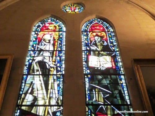 Saint Pierre de Montmartre - Stained glass window by Max IngrandSaint Pierre de Montmartre - Stained glass window by Max Ingrand