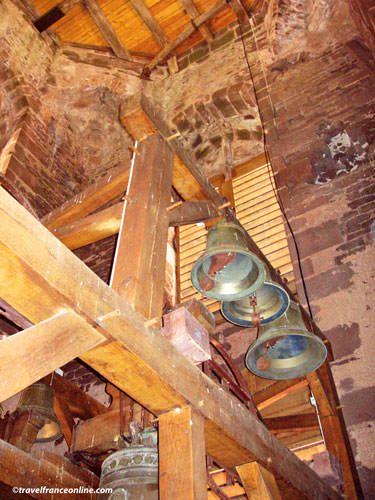 Belmont sur Rance church bells