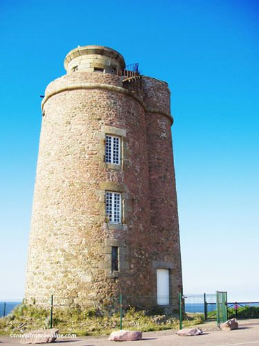 Tour Vauban on Cap Frehel