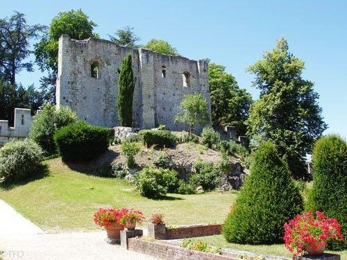 Chateau de Langeais - Fulk Nerra's keep