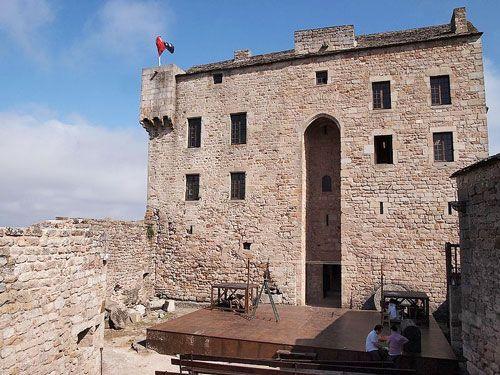 Chateau de Montaigut