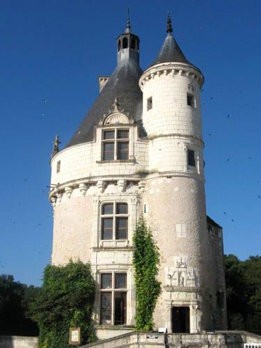 Chateau de Chenonceau - Tour Marques