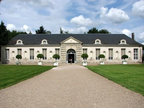 Chateau de Cheverny - Orangerie