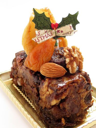 Christmas Banquet - Yule Log