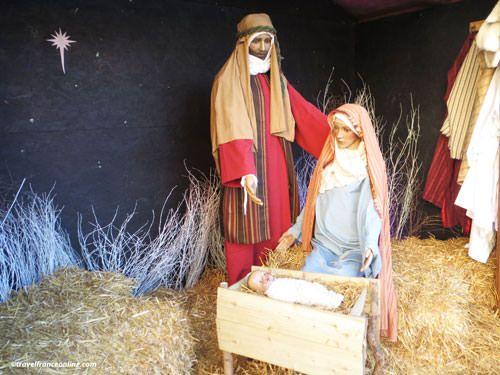 Epiphany - Baby Jesus in the manger