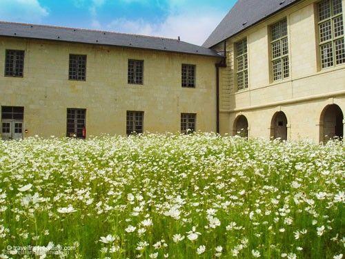 Fontevraud Abbey - Orangerie