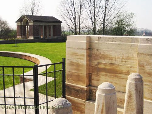 Hooge Crater and Cemetery