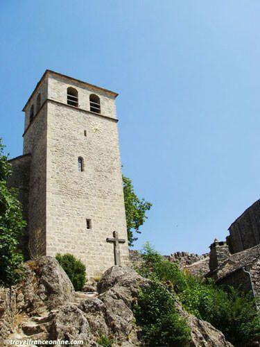Knights Templar Commanderies in Aveyron - La Couvertoirade
