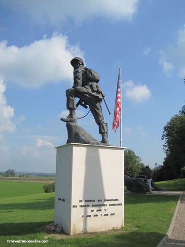 Iron Mike - La Fiere Memorial Park