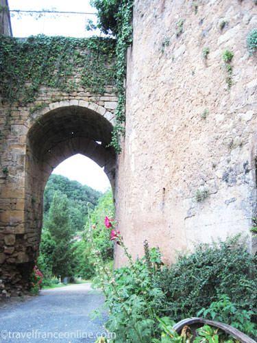 Porte du Reclousou in Limeuil