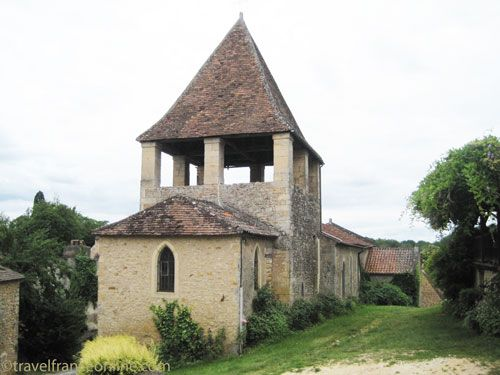 Sainte-Catherine Church in Limeuil