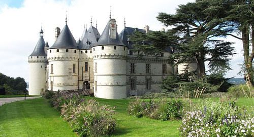 Loire Valley architectural styles - Gothic