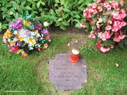 Marigny German Cemetery in La Chapelle en Juger