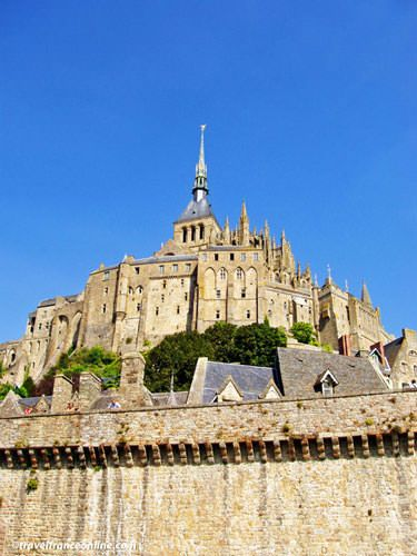 Mont St Michel La Merveille de l'Occident