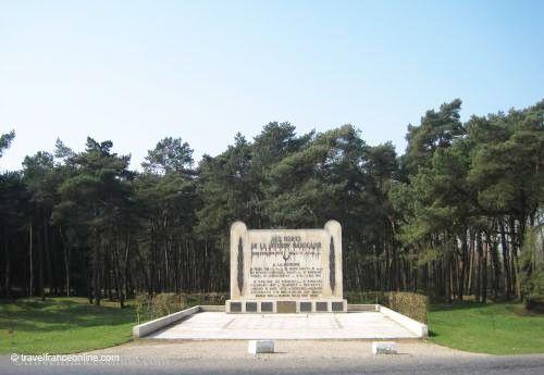Moroccan Division Memorial on Vimy Ridge