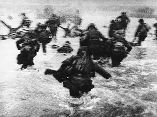 Omaha Beach - The assault