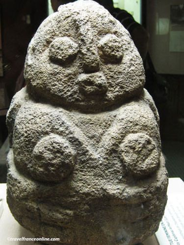Pech Merle Cave - Neolithic Mother-Goddess