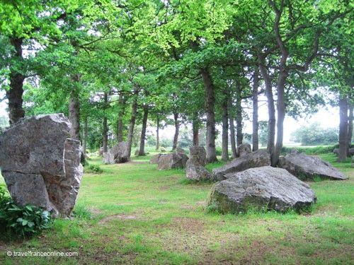 Pleslin Trigavou megaliths