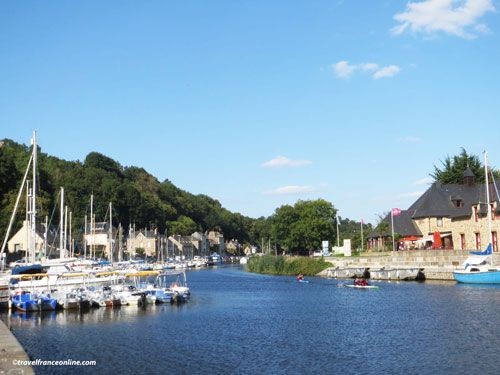 Port de Dinan Lanvallay