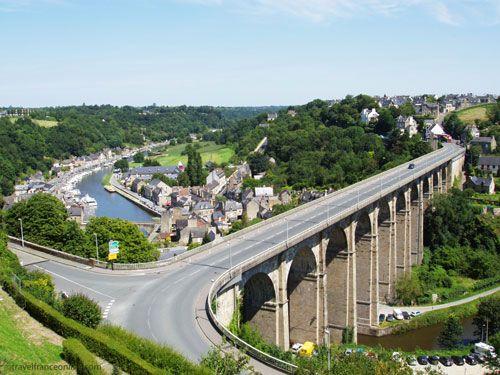 Port de Dinan Lanvallay - viaduct